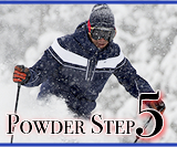 POWDER STEP 5